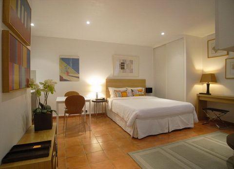Appartement 1 pièce meuble à Lyon Part Dieu