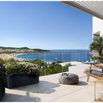 Nice Ouest Programme Neuf Luxe 3 pièces VUE MER a vendre