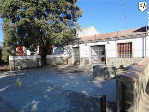This property sits on the outskirts of the pretty village of El Rubio surrounded by beautiful countryside giving stunning views. Inside This property has been used by the current owners a as a commercial property. A central hall way leads to 2 good s...