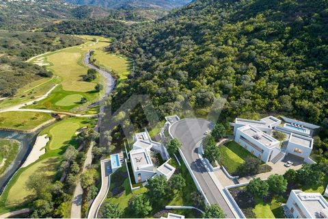This magnificent 4 bedroom villa is part of a luxury Eco- Resort development that is being born in the Algarve. It is one of the few and exclusive villas fully integrated in nature, with a private and heated pool, and state-of-the-art technological i...