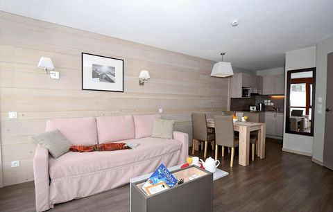 The Residence Panoramic is the Flaine Forêt area of Flaine in the Haute Savoie. This location is perfect being right at the foot of the ski slopes and next to the Grands Vans chair lift. The resort centre with its shops and other amenities is accessi...