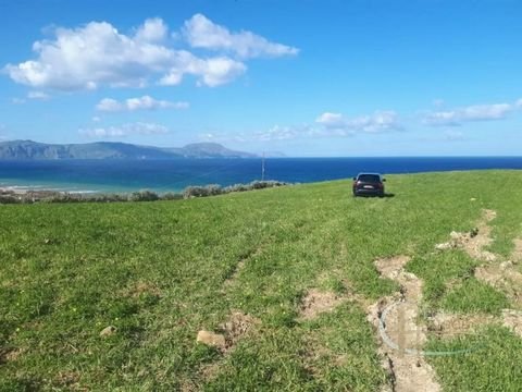 This is a fantastic stretch of land just a short drive from the historic and bustling town of Rethimnon. The parcel stretches from a hill to the highway. The views are breathtaking and the location is ideal for a private home or for business. Rethy...
