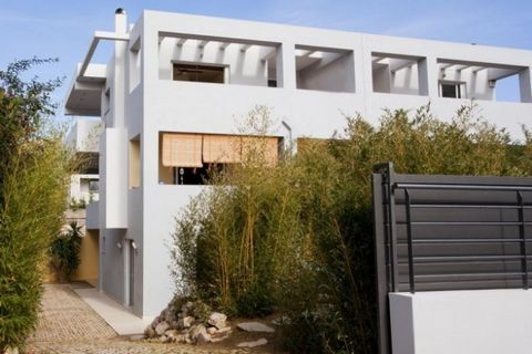 This lovely three storey maisonette is available for sale in Lagonissi area close to the beach. The maisonette consists of 3 bedrooms overlooking the garden, 3 bathrooms and 1 WC, 2 kitchen and 2 living rooms. Located about 0.9 miles from the center ...