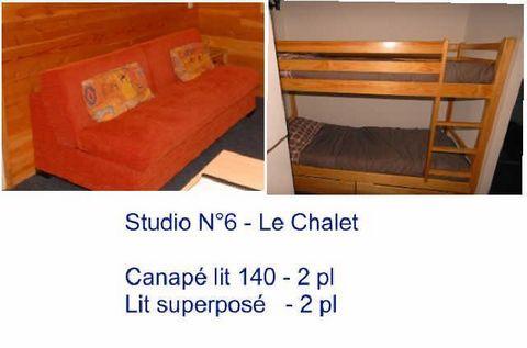 La résidence Le Chalet est un bâtiment de bon standing constitué de 4 étages avec ascenseur. Il se trouve au coeur de la station de Gourette, à 150 mètres des pistes, de l'école de ski et des commerces. A votre disposition : piscine couverte chauffée...