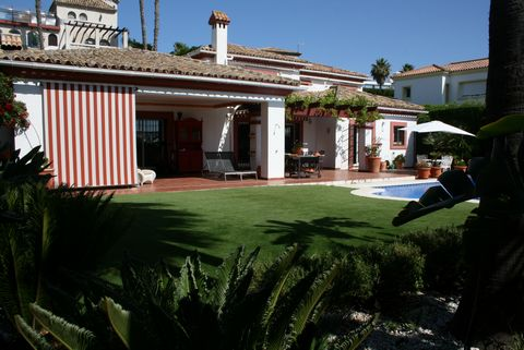 Stunning 6 Bedroom House For Sale in Alcaidesa Spain Euroresales Property ID- 9825761 Property Information: The villa was built independently for the present owners nearly 13 years ago and is superbly proportioned, with an internal floor area of 366....