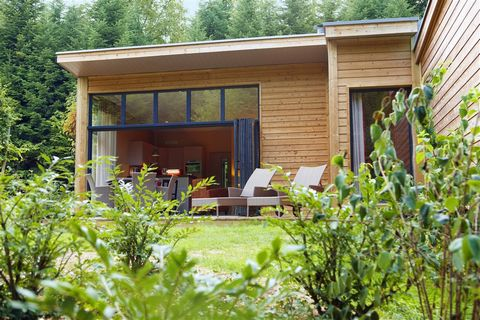Surrounded by beautiful woodlands, Les Trois Forêts bungalow park is situated in the Moselle-Lorraine region of France. The modern cottages of the park offer plenty of peace and privacy while the area around Les Trois Forêts is a must for nature love...