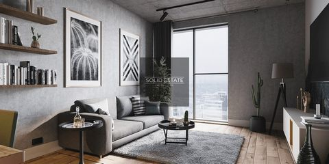 Situated in a much sought neighbourhood, this project features 155 deluxe one, two and three bedroom apartments. Designed with the professional tenant in mind, each apartment boasts contemporary concrete walls, bespoke furnishings, advanced audio int...