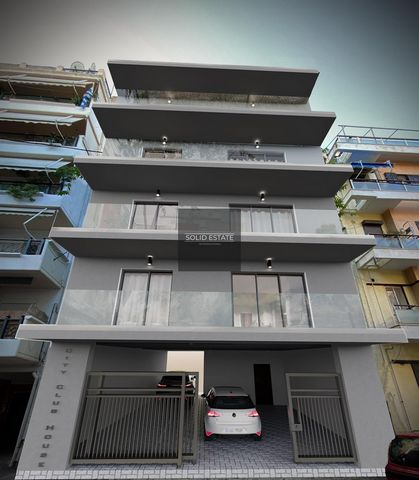 """The project is located in the center of Athens , a neighborhood that combines the air and glamor of the """"old"""" city with all the comforts required by modern life in a European capital. It is a buildingornament with a modern and minimalist character. I..."""