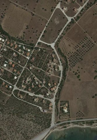 Beautiful Plot of Land For Sale near Legrena Greece Euroresales Property ID- 9825712 Land Information: Situated in Charakas near Legrena Greece Total Plot: 450m2 Buildable Area: 110m2 200 metres from The Sea 45 mins from Athens Airport About the Area...