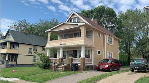 Superb Multi Storey Family Home For Sale in Cleveland Ohio Euroresales Property ID- 9825560 Property Information: This superb property is situated in the city of Cleveland in Ohio, USA. The property is a large multi-storey family home located in Wood...