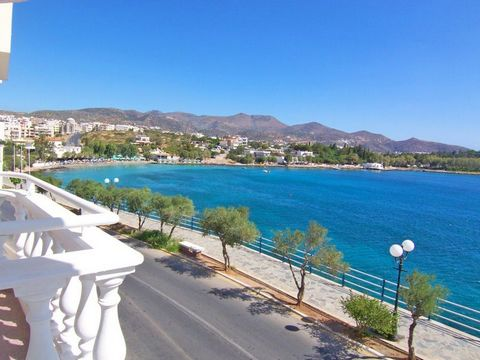 Located in Agios Nikolaos. Town Hotel with stunning sea views and great accessibility to beaches, shops, restaurants and services. Situated on the coastal road on the way to Elounda this pretty hotel of Cretan design is a breath away from the crystal...