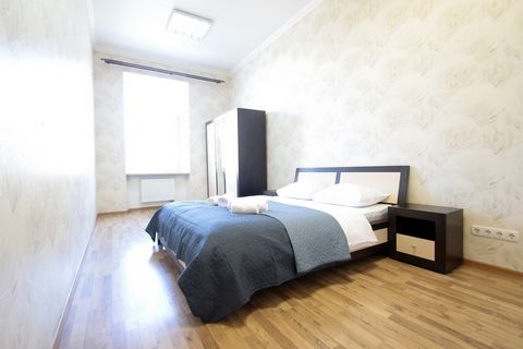 Apartments with 3 rooms are located on the street. Valova 29, on 2/3 floor. On Market Square, the very heart of Lviv. In a quiet place. The apartments have: - Built-in kitchen; - Refrigerator; - Microwave; - Electric kettle; - Built-in gas stove; - C...