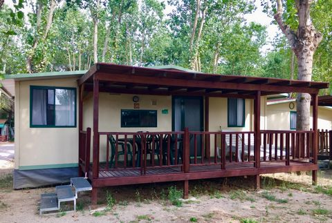 This charming holiday park covers 70,000 square metres, with large shady pitches with lake view, 2 swimming pools for adults and children, mobilhomes, mobilhomes for disabled people, Coco tents and Safari Lodge tents. A small harbor with moorings for...