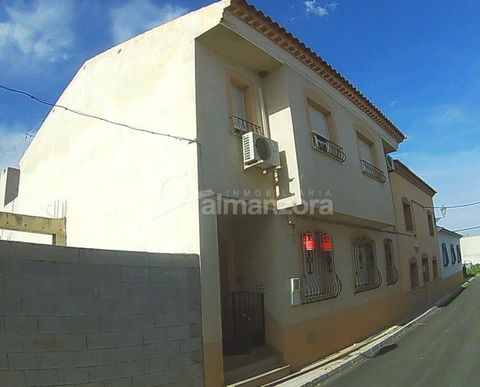 An unusual property allowing for the possibility of two houses in one for sale in Chirivel,here in the northern part of Almeria Province. Set over two floors, the ground floor comprises of three bedrooms, bathroom, lounge and fitted kitchen.From the ...