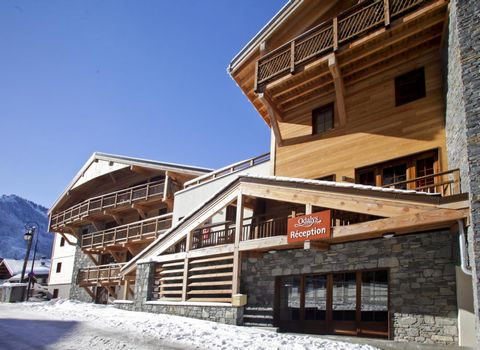 Book a ski holiday in the ski resort of Châtel, in Savoie and enjoy a holiday with family or friends. The residence Les Fermes de Chatel of Odalys is ideally located at the foot of the slopes, giving you easy access to the large Portes du Soleil ski ...