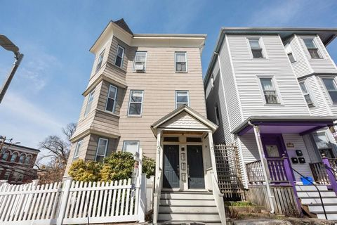 Forest Hill's Wachusett street, on a sunny corner lot 0.1/mi from the Parkman Playground sits this two bed one bath condo. If stairs are tough on your knees or your dog's: it's on the 1st floor, w/ a private entrance & in a pet friendly HOA. In-unit ...