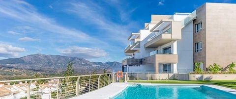 NEW APARTMENTS FOR SALE AT LA CALA GOLF RESORT: This is a new project with 23 apartments that is being built at the top of the hill overlooking the Europa Golf Course, in a fabulous position that provides panoramic views of the golf course and the se...