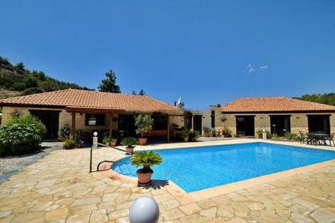Superb 4 Bedroom Villa in Lysos Cyprus Euroresales Property ID – 9824923 Property information: This is an exceptional 4 bedroom, 4 bathroom bungalow. The home is built with a timber frame and is well insulated, designed in a mixed contemporary tradit...