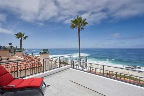 Detailed Description: TAKE A VIRTUAL HOME TOUR! * 3D Matterport Tour: bit. Ly / 3bEdsCY * Video Tour: bit. Ly / 2wRaNHi * Located on iconic Windansea beach and steps from the sand, this single-family dream home represents the very best of La Jolla li...