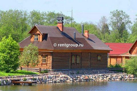 Лот №1402. Крестьянский дом-VIP расположен в 120 км по Ярославскому шоссе недалеко от музея-заповедника \