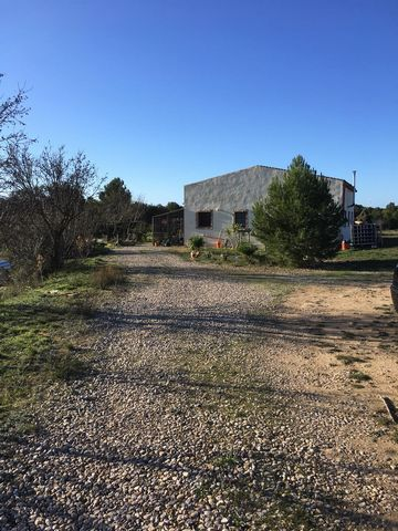 Fantastic Three Bedroom House on 15 Acres of Private Land, Gandesa, Tarragona, Catalunya, Spain Euroresales Property ID – 9826237 PROPERTY LOCATION Gandesa Tarragona 43780 Spain PROPERTY OVERVIEW No matter what else is happening across the world, one...