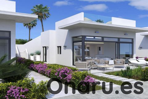Located in the Condado de Alhama Golf Resort only a 30-minute drive from Murcia's regional airport, this modern villa would make an ideal holiday home, permanent residence, or investment opportunity. This property is part of a small development of vi...